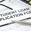 loan. student loa, credit