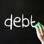 debt on student loan