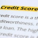 student loan affects credit